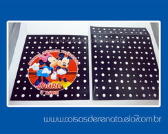 Porta CD/DVD personalizado