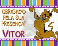 Scooby Doo Tag