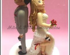 Noivinhos Sr e Sra Smith_Ancelmo e Geise