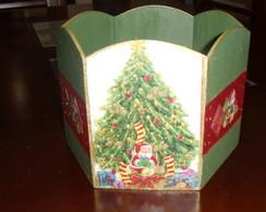 Porta Panetone arvore cde Natal-VENDIDO