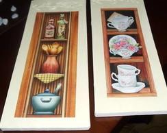 Quadros Decorativos Cozinha