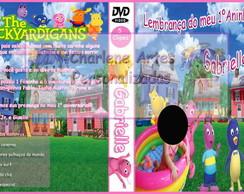 ARTE DA CAPA PARA DVD PERSONALIZADA