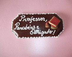 15Placa comemorativa Dia dos Professores