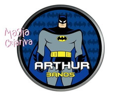 Latinha Mint to be Batman