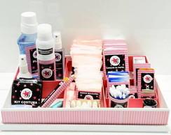 Kit Toalete para Festas Especiais Girls