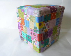 PUFF PATCHWORK ADULTO