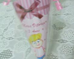 Cone Personalizado tema Xuxinha