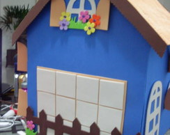 Casa dos backyardigans
