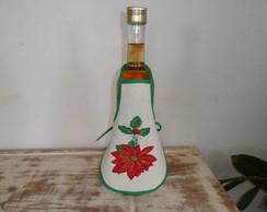 Avental para garrafa