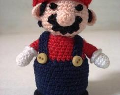 Amigurumi Mario Bros