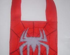 Bolsa Homem Aranha