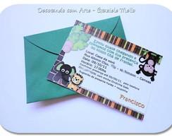 Convite Simples 7x10