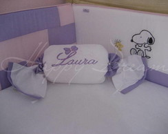 Kit de ber�o snoopy Laura Lil�s