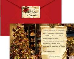 Convite para Ceia de Natal