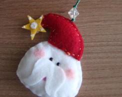 Enfeite de �rvore (Papai Noel)