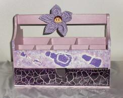 Caixa de Manicure Lil�s
