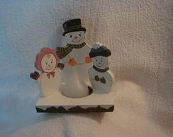 Fam�lia Bonecos de Neve - N/F-02