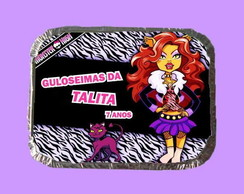 Monster High marmita