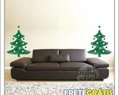 Promo��o - Arvores de Natal Riscada