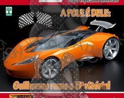 Hot Wheels Revista 4 Rodas