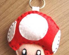 Chaveiro - TOADS (Mario' Bros)