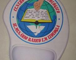 MOUSE PAD C/ DESCANSO DE M�O
