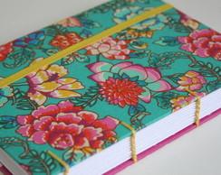 Caderno Primavera verde