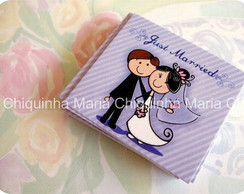 50 Cards para Lembran�a - Casamento