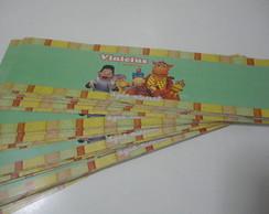 Rotulo para �gua - Cocoric�