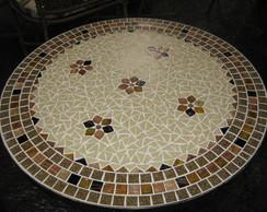 Tampo de mesa mosaico C�D TP 37