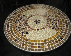 tampo de mesa mosaico C�D TP 36