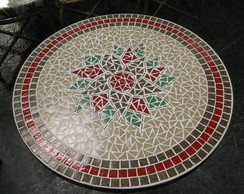 Tampo de mesa Mosaico C�D TP 35