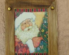 Porta-Retrato Papai-Noel - N/P-25