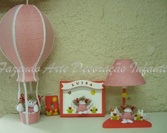 Kit Boneca de Pano - 4 pe�as