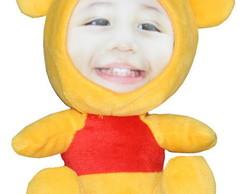 Boneco de Pel�cia  3D Personalizado
