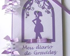 DI�RIO DE GRAVIDEZ, GESTA��O, AGENDA