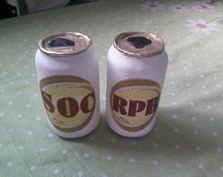 Latinhas cervejas personalizadas