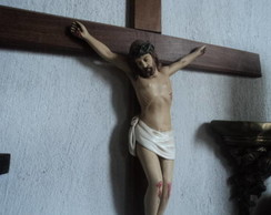 crucifixo  Cristo na cruz