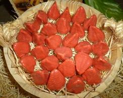 Sabonete de Fruta de Morango