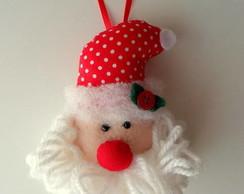 Enfeite de �rvore Papai Noel