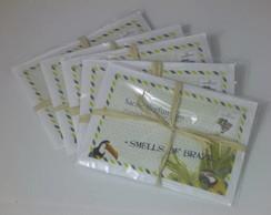 Sach� BRASIL - Envelope Perfumado
