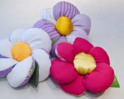 Almofada Flor ( grande)