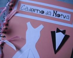 Caderno ou Bloco da Noiva