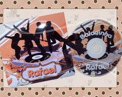 CD ou DVD Personalizado.