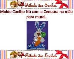 Molde Coelho N� com a Cenoura na M�o