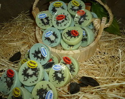 Sabonete de Fruta de Kiwi