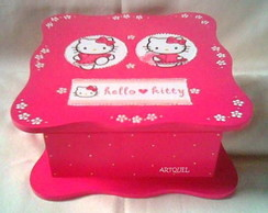 Porta J�ias Hello Kitty (Vendido)