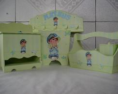 kit de higi�ne pra beb�s