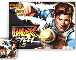 Max Steel jogo americano