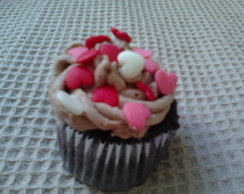 Minicupcake de chocolate